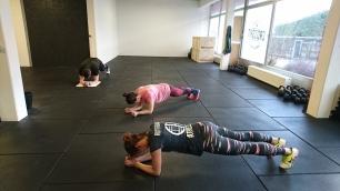 Planking tabata's
